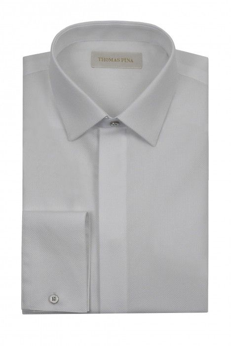 Chemise TP blanche