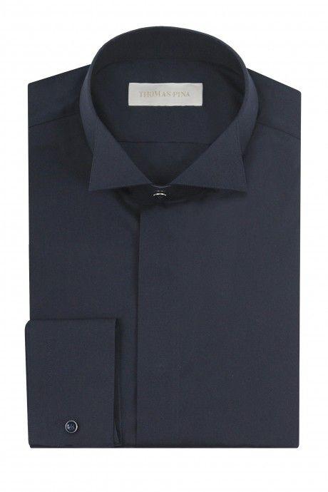 Camicia TP blu
