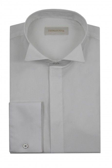 Camisa TP blanca
