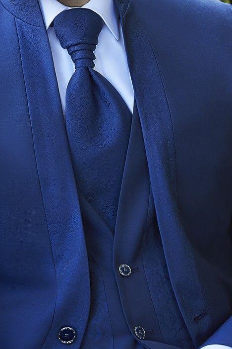 Abito sposo Ceremony blu 21.09.310