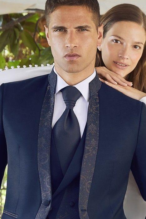 Blue groom suit Ceremony 21.16.300