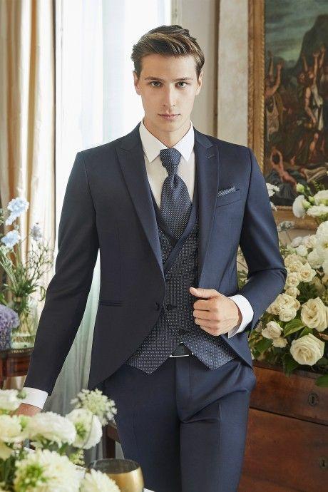 Fato de noivo Couture azul 21.21.300