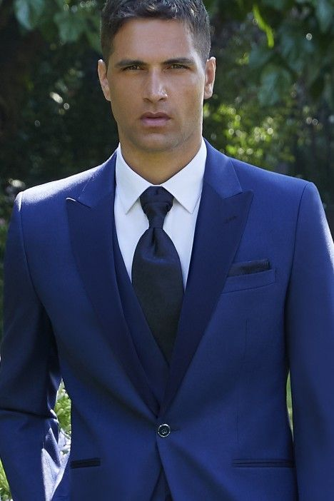 Blue groom suit Cool 21.47.320