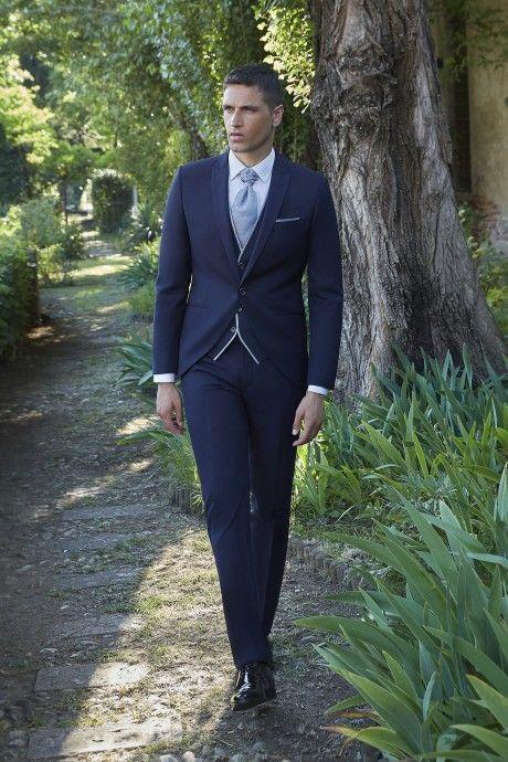 Blue groom suit Cool 21.49.301