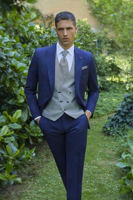 Abito sposo Cool blu 21.51.304