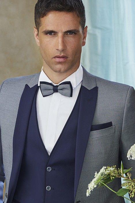 Grey groom suit Cool 21.52.010
