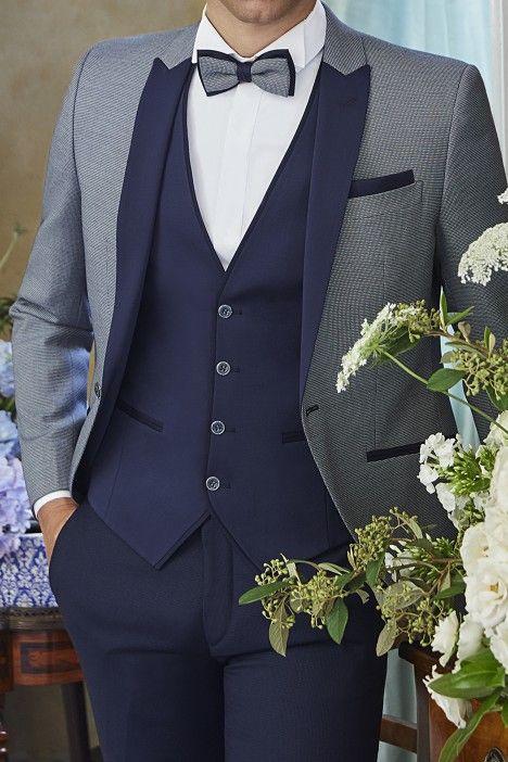 Hochzeitsanzug Cool Grau 21.52.010