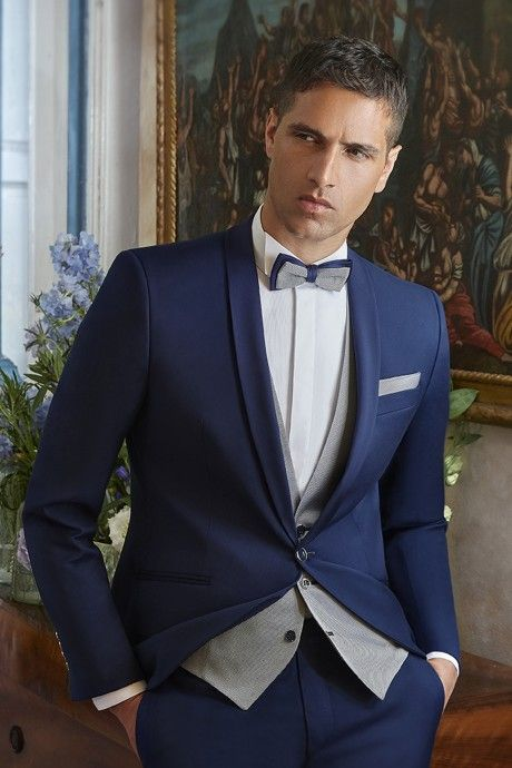 Blue groom suit Cool 21.57.331