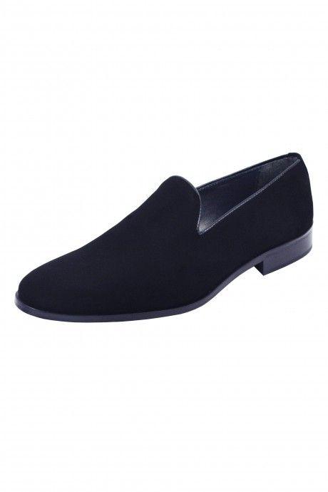 Blue groom shoe VLADIO