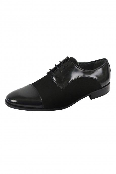 Black groom shoe VISTRATI