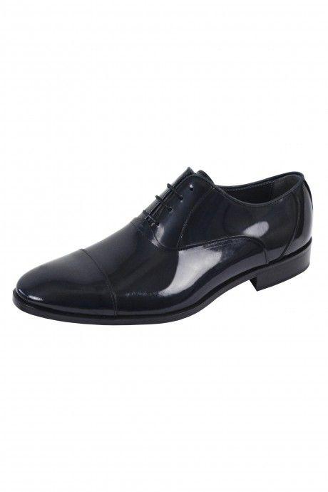 Blue groom shoe VENAL
