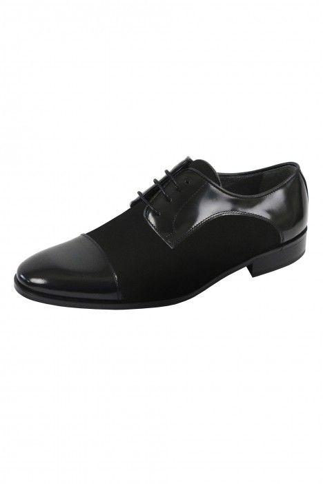 Zapato de noivo negro VISTRATI