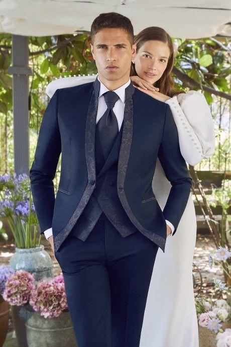 Fato de noivo Ceremony azul 21.16.300